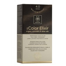Apivita My Color Elixir 4.0 Φυσικό Καστανό