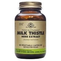 Solgar SFP Milk Thistle Herb/Seed 60 φυτικές κάψουλες