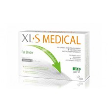 Omega Pharma XL-S Medical Fat Binder 60 tabs