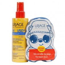 Uriage Bariesun Spray SPF50+ 200ml & Παιδική Πετσέτα Θαλάσσης