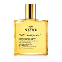 Nuxe Huile Prodigieux - Ξηρό λάδι για πρόσωπο-σώμα-μαλλιά 100ml