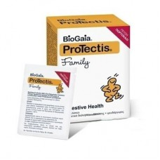 BioGaia Protectis Family 7 φακελίσκοι Πορτοκάλι