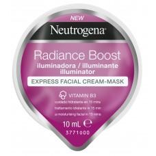 Neutrogena Radiance Boost The illuminator Μάσκα Express σε Μορφή Κρέμας 10ml
