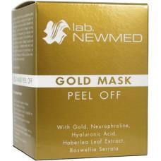 New Med Gold Mask Peel Off 50ml