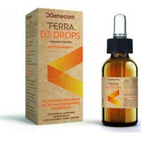 Genecom Terra D3 Drops 30ml