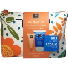 Apivita Sensitive SPF50 Set