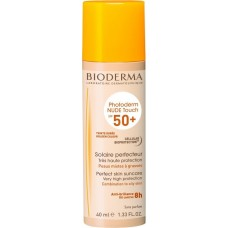 Bioderma Nude Touch Combination to Oily Skin SPF50 Golden 40ml