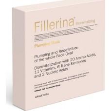 Labo Fillerina Biorevitalizing & Plumping Mask Grade 5 4τμχ