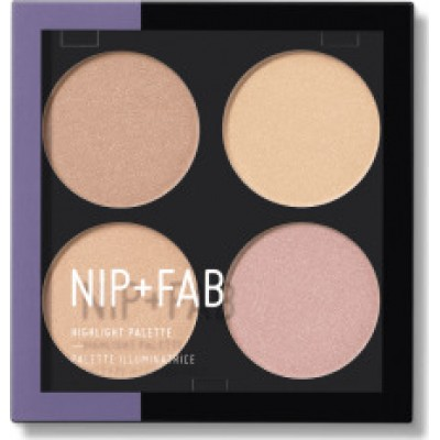 Nip+Fab Highlight Glow Out Palette 8gr