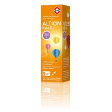 Altion Kids D3 Drops 400iu 20ml